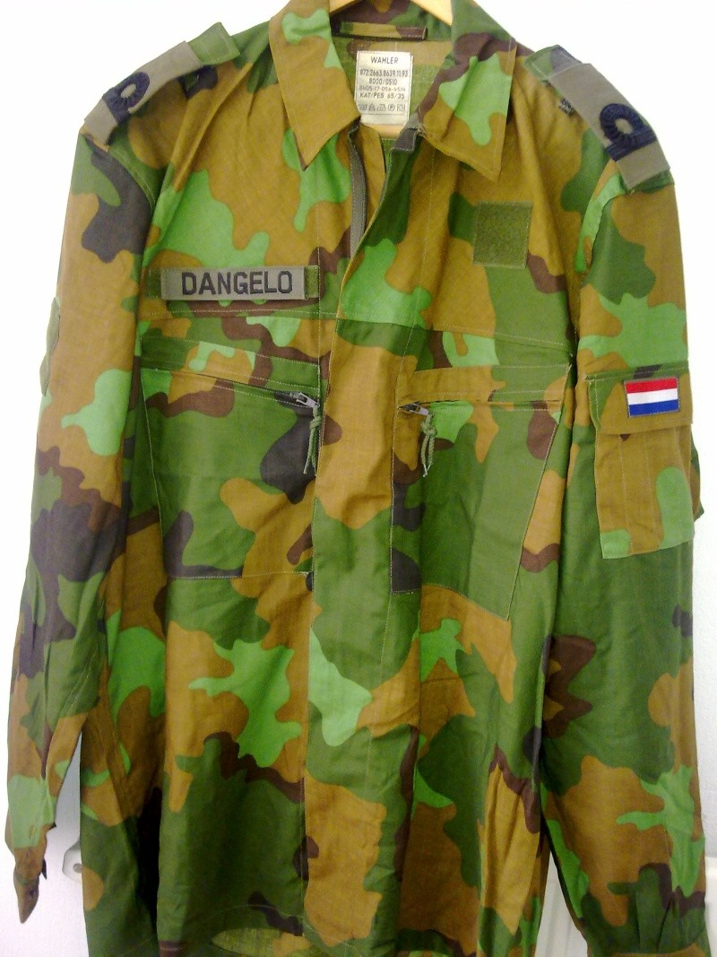 Dutch jungle gvt jacket 24082013