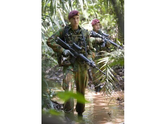 Dutch jungle gvt jacket Euforc12