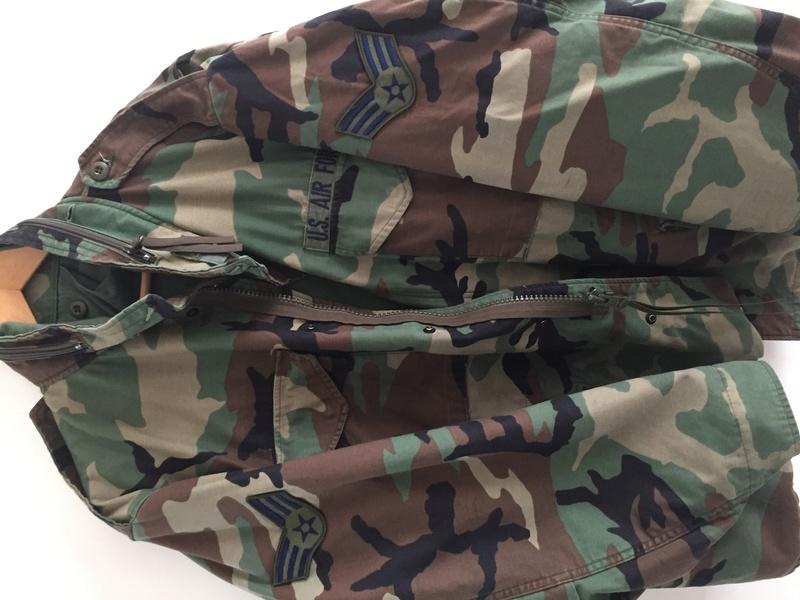 usa woodland 65 jacket Image114