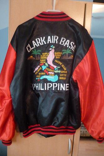 Clark Airbase  jacket T2ec1610