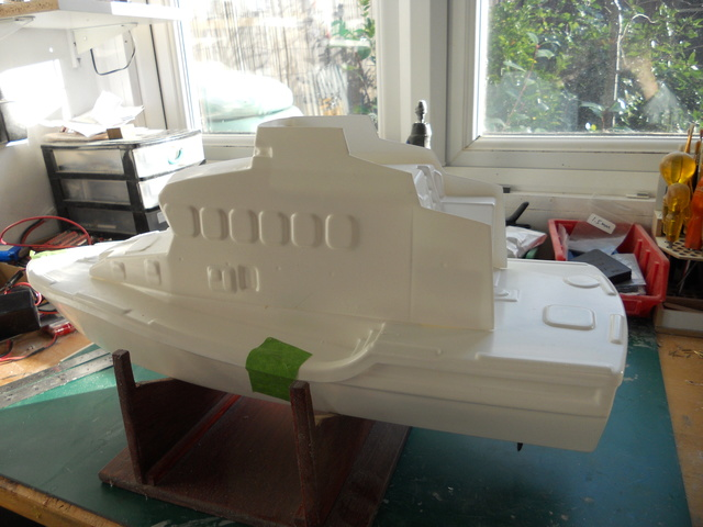 Model Slipway Rescue Boat Dscn0336
