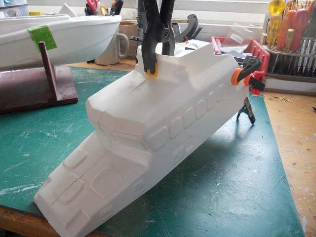 Model Slipway Rescue Boat Dscn0339