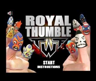 Royal Thumble 1711