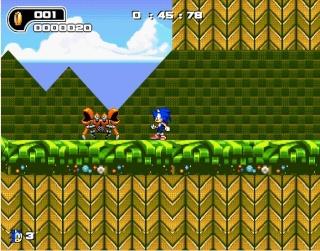 Sonic Flash Sonic10
