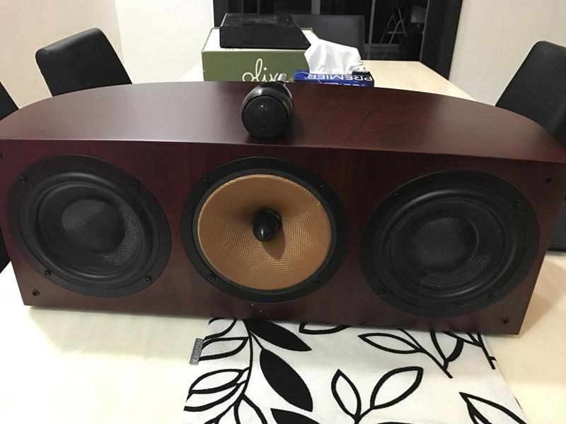 BeOne Center Speaker (Used) Img_8413