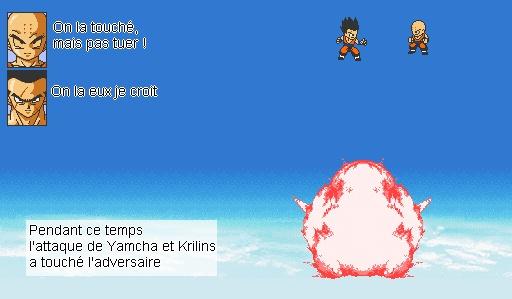 Dragon ball Z : Les deux frères de l'Enfers 18_bmp10