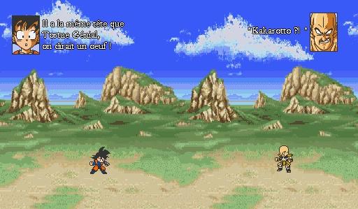 Dragon ball Z : Les deux frères de l'Enfers 31_bmp10
