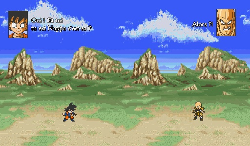 Dragon ball Z : Les deux frères de l'Enfers 35_bmp10
