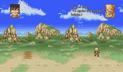 Dragon ball Z : Les deux frères de l'Enfers 37_bmp10