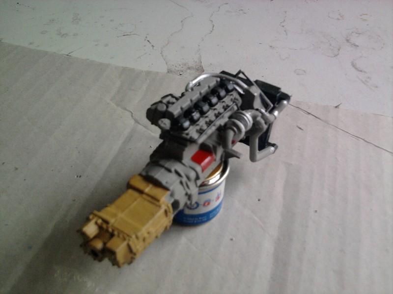 Italeri MAN F-2000 1:24 Foto0018