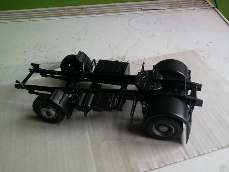 Italeri MAN F-2000 1:24 Foto0019