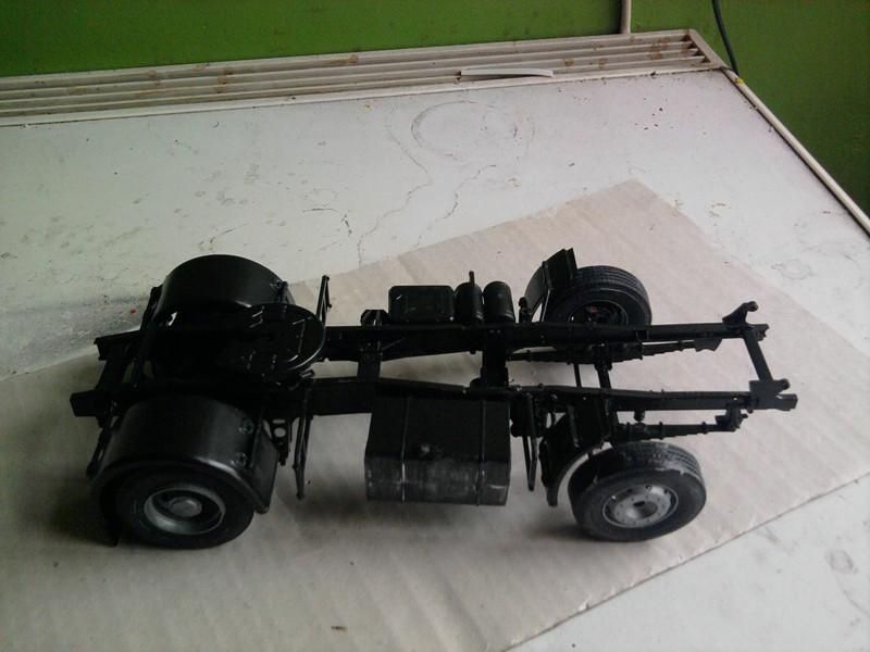 Italeri MAN F-2000 1:24 Foto0020