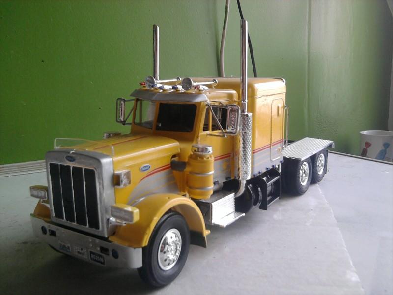 Peterbilt 359 Race Truck 1:25 Foto0021