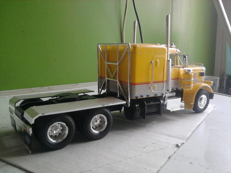 Peterbilt 359 Race Truck 1:25 Foto0024