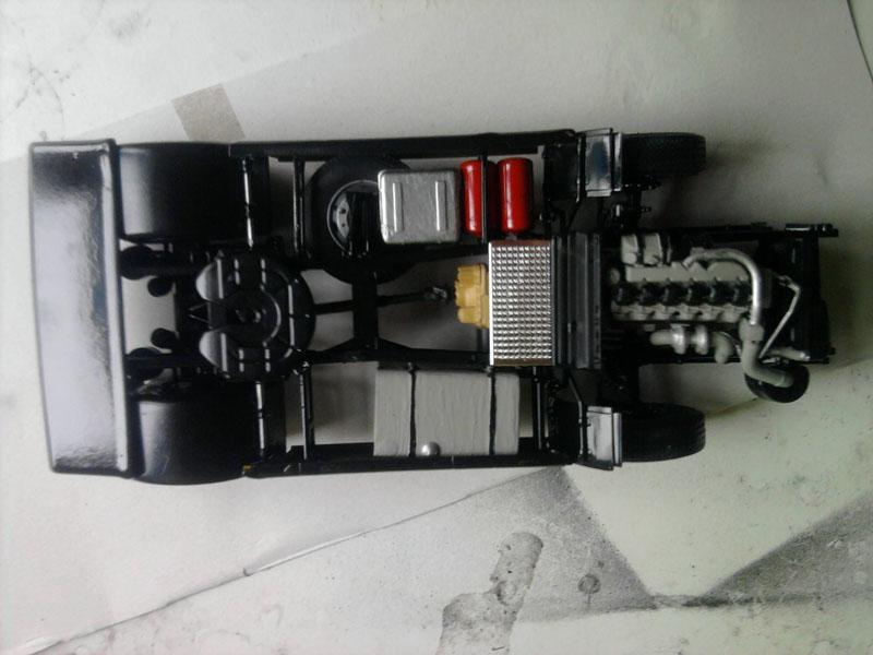 Italeri MAN F-2000 1:24 Foto0029