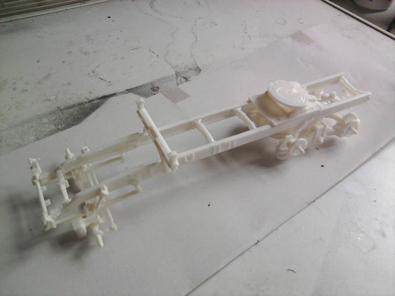 AMT Mack Cruiseliner 1:25 Foto0031