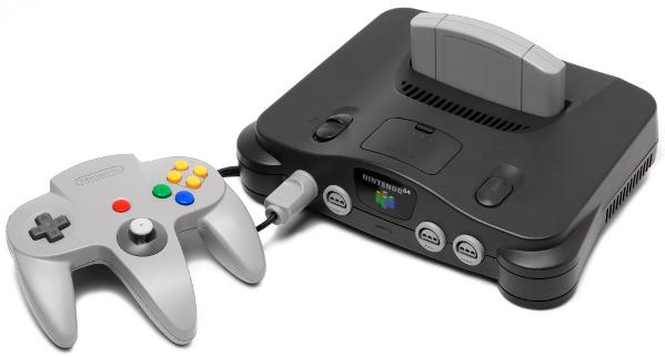 La plus belle console 32/64 bits : N6410