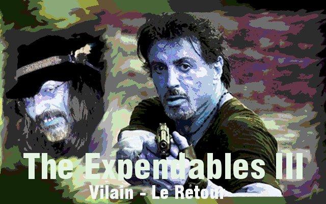 Expendables II Vilain10