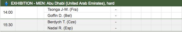 EXHIBITION d'ABU DHABIi du 29 DÉCEMBRE au 31 DÉCEMBRE 2016 Captu175