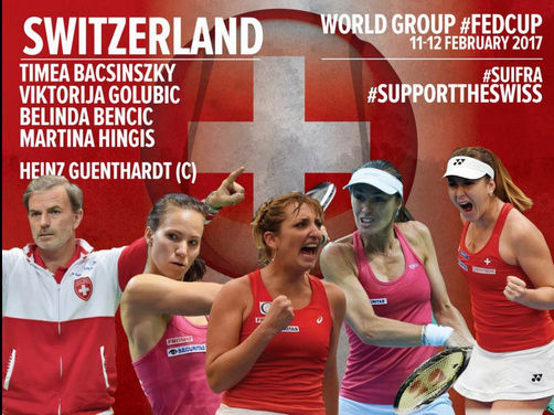 FED CUP 2017 : Groupe Mondial  - Page 3 Captur39
