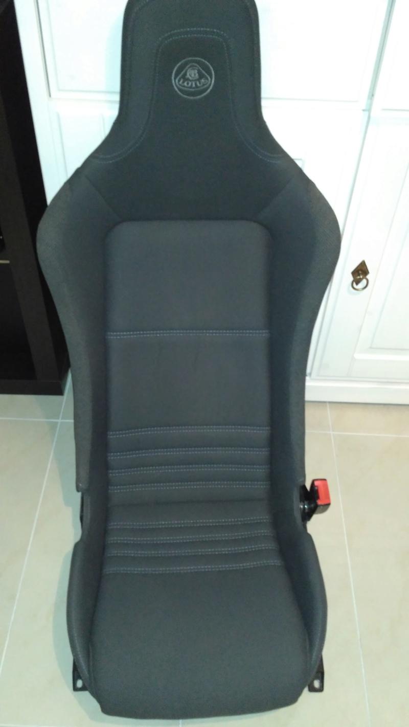 Vendo sedili Elise S1+ S2 + S3 plug & play  Img_2011