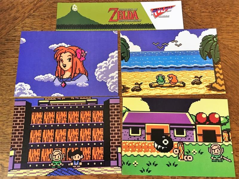 guides + goodies Zelda Link's Awakening Img_2314