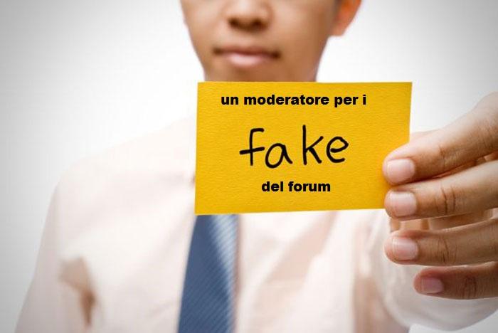un moderatore per il fake Fake-u11