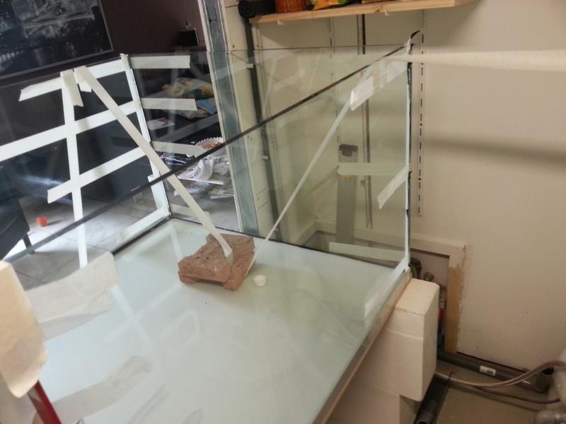 construction de mon bac de A à Z. 20150446