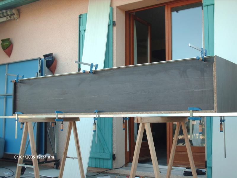 construction de mon bac de A à Z. Hpim1139