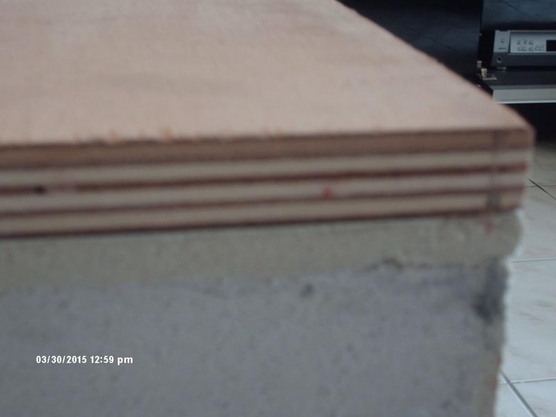 construction de mon bac de A à Z. Hpim1565