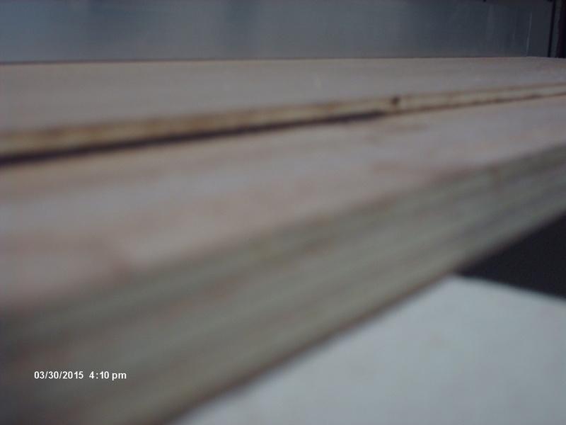 construction de mon bac de A à Z. Hpim1566