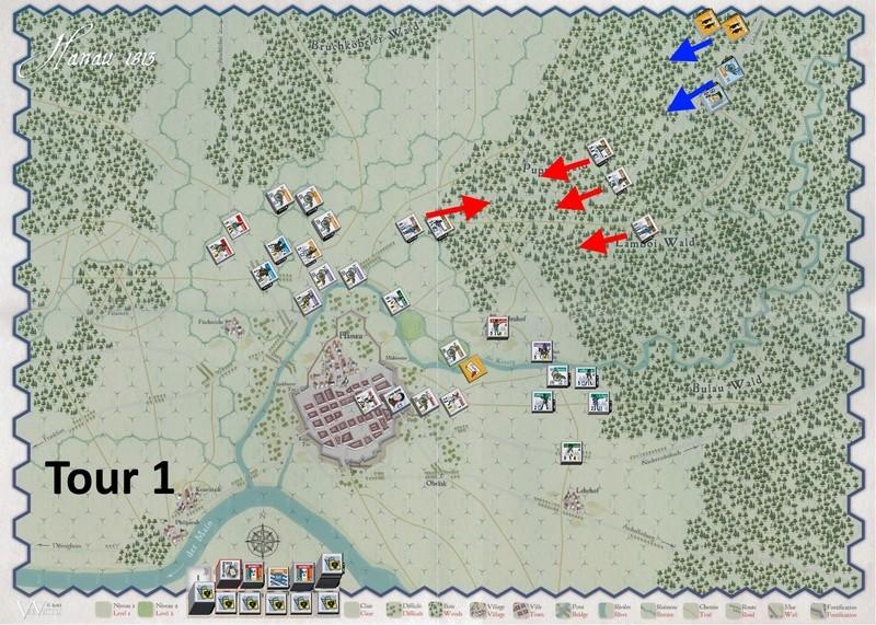 [CR] Hanau 1813 - Manu vs Elem T111