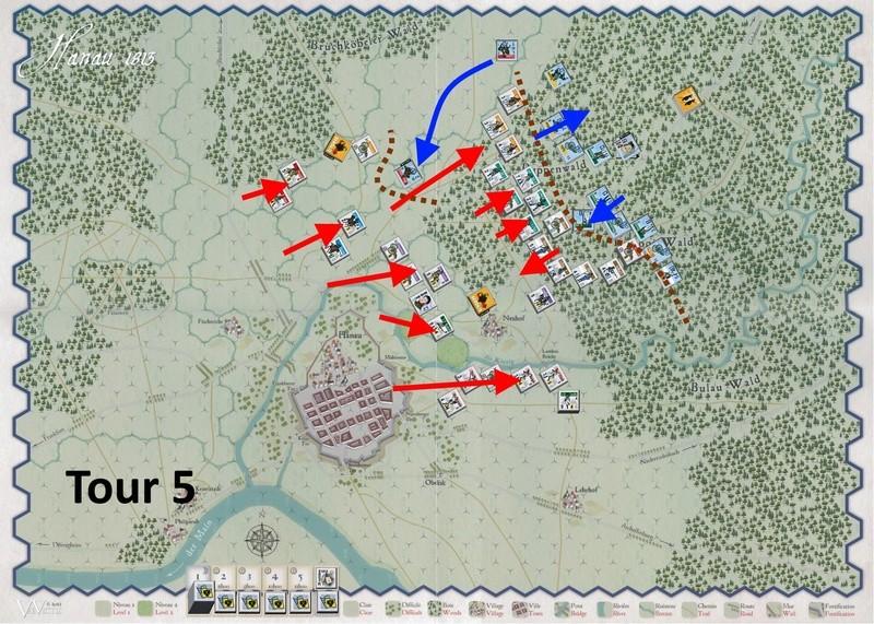 [CR] Hanau 1813 - Manu vs Elem T510