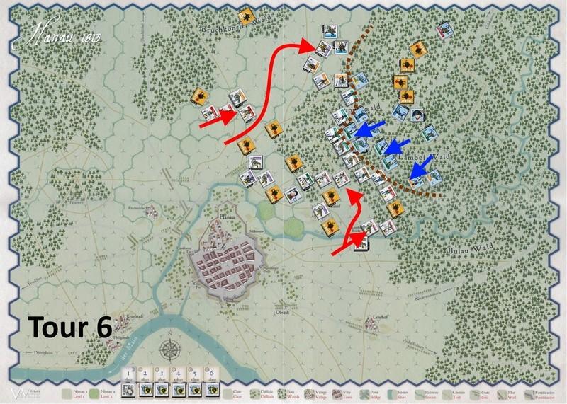 [CR] Hanau 1813 - Manu vs Elem T610