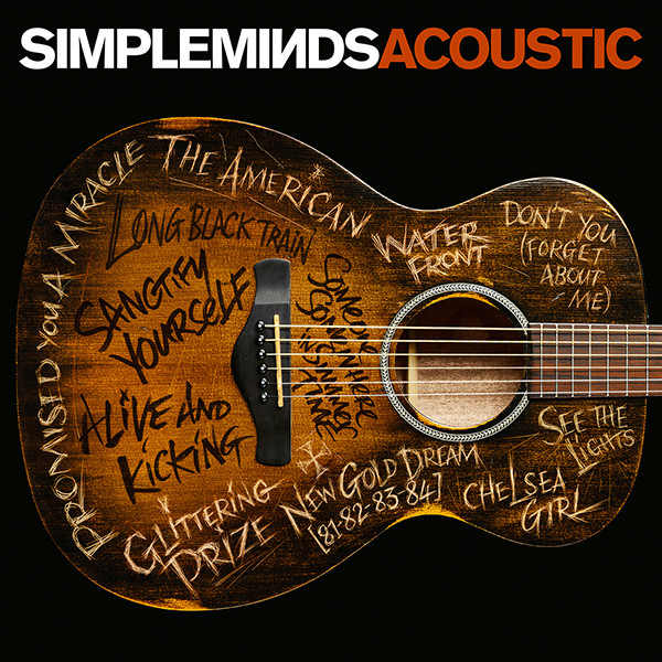 Simple Minds - Acoustic Simple10