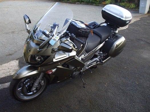 à vendre bulle haute Yamaha 11813310