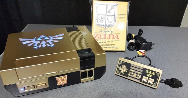 [EST] Nes customisée Zelda Nes11