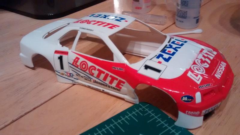 Skyline GTR34 (team Loctite Zexel ) 14796710