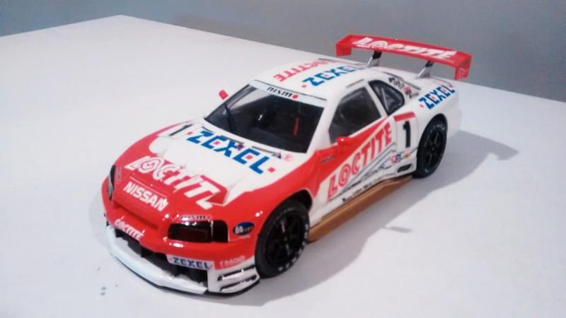 Nissan skyline GT-R 34 team loctite Img_2019