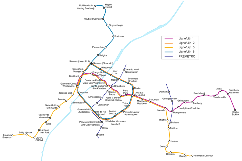 [CXXL] Ville de Brucelles Metro_10