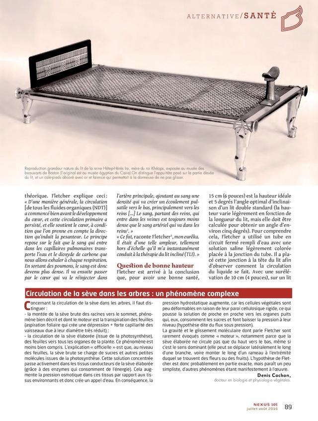 Votre lit incliné de 5 degrés vous soigne en dormant Image46