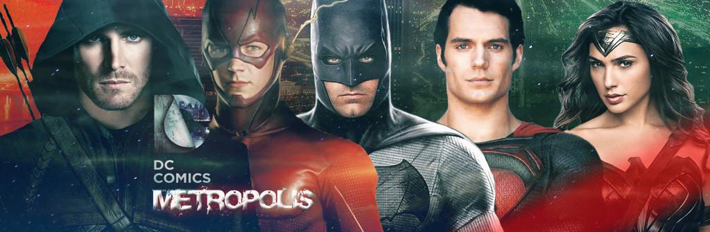 Metropolis FRPG - DC Univerzumon alapuló FRPG