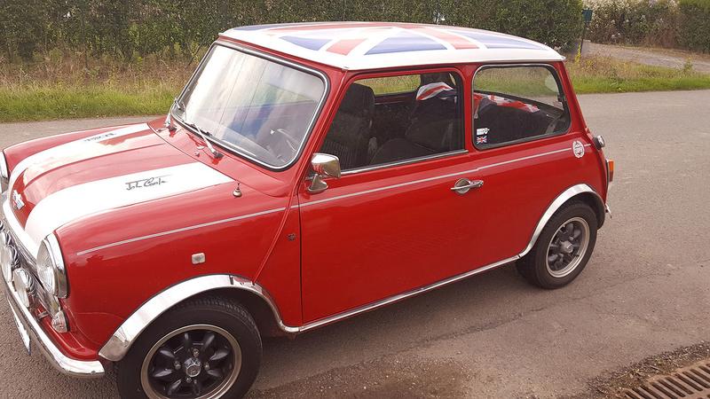 Vends Mini 1000 entierement restaurée 20161012