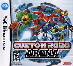 Custom Robo Arena (Test DS) Curods10