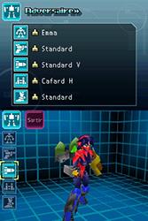 Custom Robo Arena (Test DS) Curods27