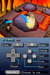 Custom Robo Arena (Test DS) Curods35