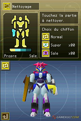 Custom Robo Arena (Test DS) Curods39