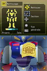 Custom Robo Arena (Test DS) Curods40