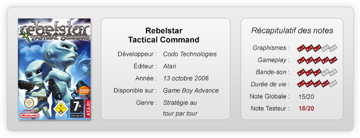 Rebelstar Tactical Command (Test GBA) Fiche-10