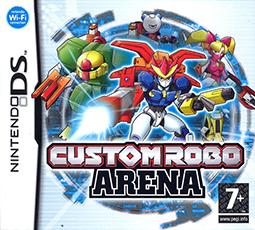 Custom Robo Arena (Test DS) Me000013